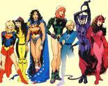 American Superheroines