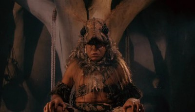 JEJ as Locust