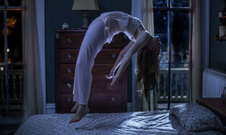Suspension of disbelief … Ashley Bell as Nell in The Last Exorcism Part II.