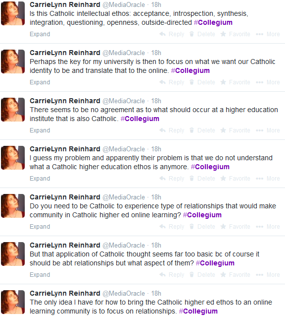 Collegium Tweets 1