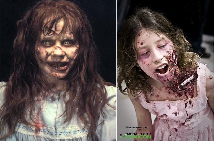Exorcist Zombie