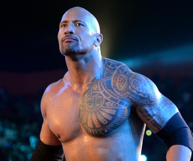 Wrestlers' Nipples