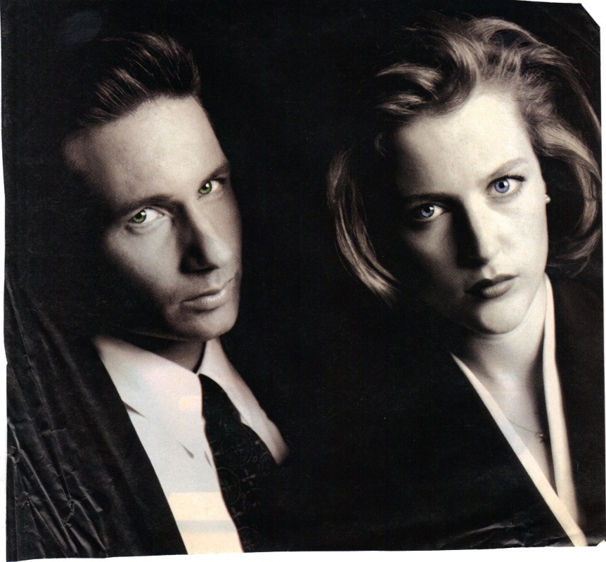 Pop Culture Lens Podcast: The X-Files