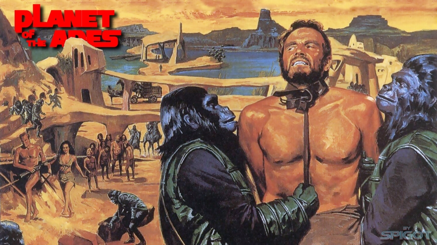 Podcast Episode #5: Planet of the Apes
