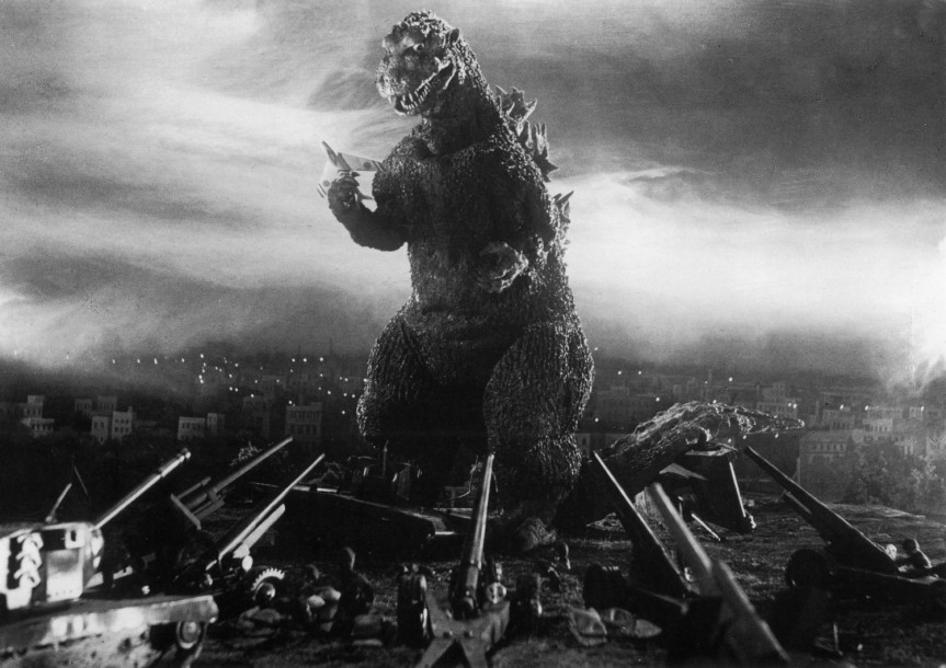 Pop Culture Lens Episode 7: Godzilla (1954)
