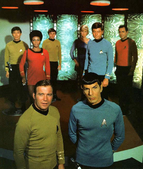 Star Trek: Episode 12 of The Pop Culture Lens