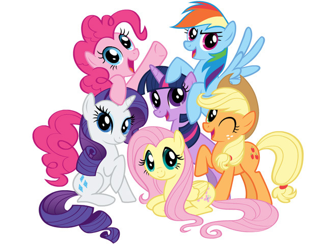 My Little Pony on The Pop Culture Lens