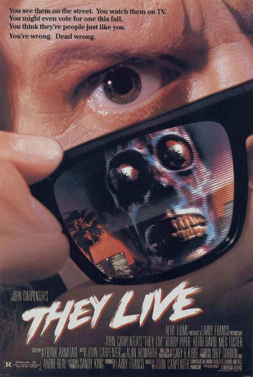 Pop Culture Lens on They Live