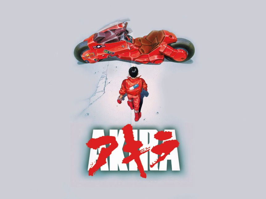 Pop Culture Lens on Akira