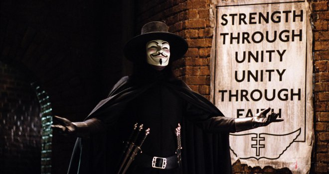 V for Vendetta and Resisting Fascism
